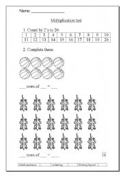 math worksheet : english teaching worksheets multiplication : Elementary Multiplication Worksheets