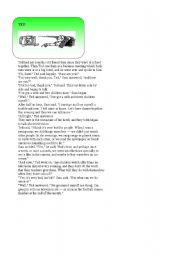 English Worksheets: TED