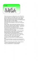 English Worksheets: BOBBY
