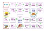 Indefinite Pronouns Game