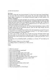 English Worksheets: basic information