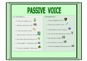 Passive and causative exercise