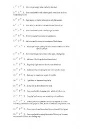 Comprehensive image within emotional intelligence test printable