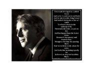 English Worksheets: Robert Frost Information