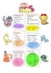 English Worksheets: Confusing SSSSSS