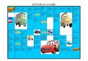 English Worksheet: VERB TENSES BOARD GAME