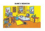 Mark´s bedroom
