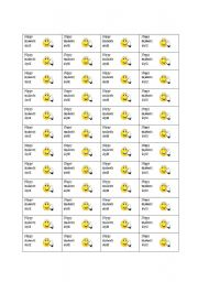English Worksheets: Students Day!!!
