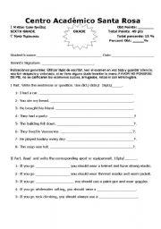 english worksheets spelling test sixth grade. Black Bedroom Furniture Sets. Home Design Ideas