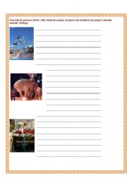 English Worksheets: 4 SKILLS - All about pets and animal rights (Part 2)