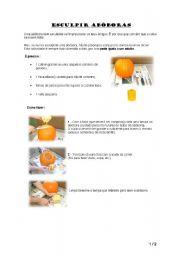 English Worksheets: pumpkins