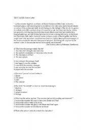 english teaching worksheets reading comprehension. Black Bedroom Furniture Sets. Home Design Ideas