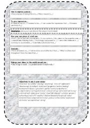 English Worksheets: how to imporve  my writing ( (end)