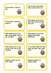 Conversation Cards 3