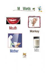 English Worksheets: oo0ooo