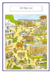 zoo voc list