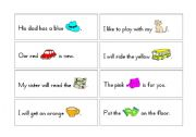 REBUS SHORT VOWEL learning cards pages 1-2 of 4