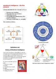 English Worksheets: Emotional