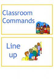 Classroom Instructions - Interactive worksheet