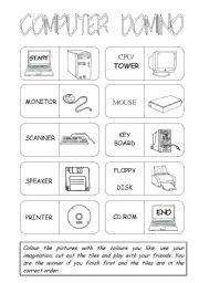Computer Worksheets For Kindergarten Worksheets for all | Download ...