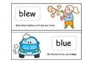 English Worksheets: Homonyms flashcards