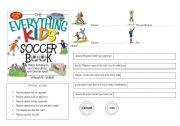 soccer worksheets. Black Bedroom Furniture Sets. Home Design Ideas