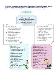 English Worksheet: tolerance page 2