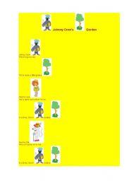 English Worksheets: Jonny Crow!!