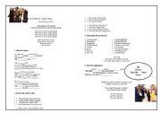 English Worksheets: BOOM BOOM PAW - The black eyed peas