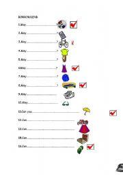 English Worksheets: borrow _lend