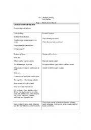 English Worksheets: Faming Unit UBD style