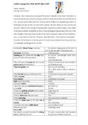 English worksheet: Paul Blart Mall Cop