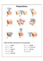 prepositions of location esl worksheet by arlissa. Black Bedroom Furniture Sets. Home Design Ideas