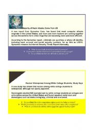 English Worksheets: big cards