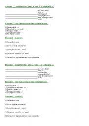 English Worksheets: exclamatives