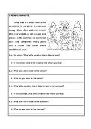 Printables Elementary Reading Comprehension Worksheets printables elementary reading comprehension worksheets english teaching comprehension