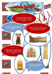 London Top Sights Part1 (Two Pages)
