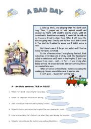 All these worksheets and activities for teaching Simple past have been ...