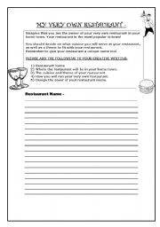 Restaurant Review Essay Example