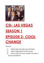 CSI SEASON 1 EPIDODE 2