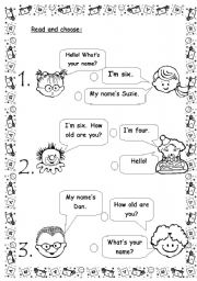English Worksheets: answering the questions. #2