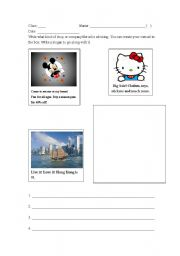 Fbla advertising slogans worksheet