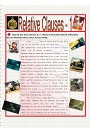 Relative Clauses 1 - BOLT