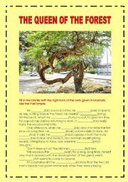 English Worksheet: STORY TIME