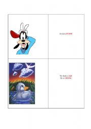 English Worksheets: funny faces 2 of 4