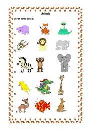 english worksheets the animals worksheets page 617. Black Bedroom Furniture Sets. Home Design Ideas
