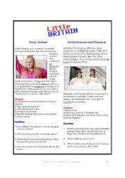 Little Britain part 1