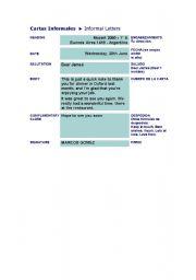 Postcard writing activity esl worksheets