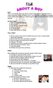 English Worksheets: Film: