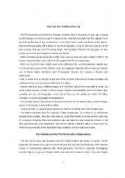 English Worksheets: indian affairs